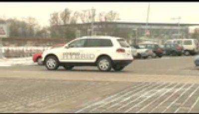 Video Volkswagen Touareg Hybrid