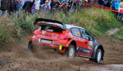 VIDEO – Rally Polonia 2017, la sorpresa Lefebvre di Citroën
