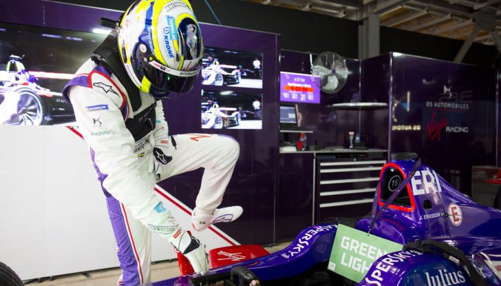 DS Virgin Racing protagonista ai Rookie Test di Marrakech - Foto 3 di 4