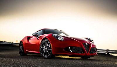 Alfa Romeo 4C Coupè esce di produzione, resta la Spider