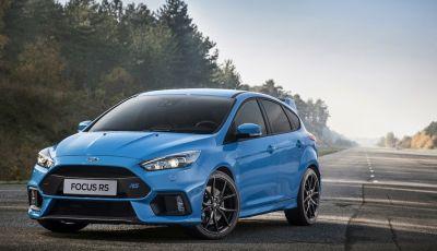 Ford Focus RS 2021: 400 cv ibridi