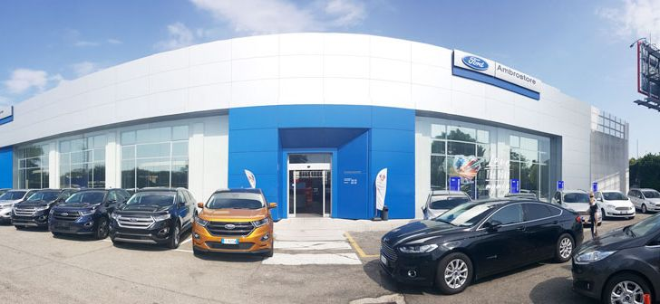 Ambrostore Ford Milano