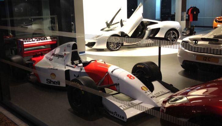 All'asta la McLaren con cui Ayrton Senna vinse a Monaco nel 1993 - Foto 3 di 8