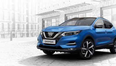 Nissan Qashqai in promozione da 19.250 Euro con formula Intelligent Bonus