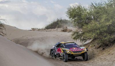 Dakar 2018 – VOCE al team Peugeot dopo Tappa 12