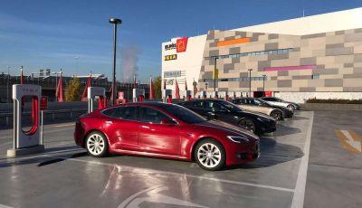 Tesla Model S leader negli USA delle berline lusso e nei Suv Model X dietro solo alla Cadillac