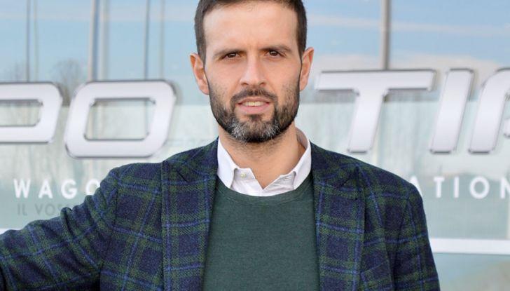 Matteo Albanese General Manager Gruppo Bossoni Automobili S.p.A.