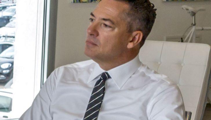 Andrea Campello Amministratore unico Campello Motors