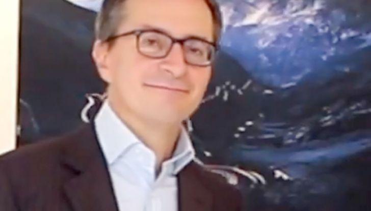 Saul Mariani Amministratore Delegato Gruppo Mobility. 
