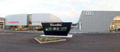 Gruppo Vicentini riceve il riconoscimento di Top Dealers da Infomotori.com