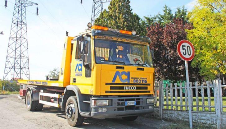 ACI Soccorso Stradale, le informazioni utili in caso di emergenza - Foto 9 di 11