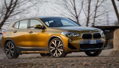 [VIDEO] BMW X2 2018, prova su strada: la rivoluzione del ribelle!