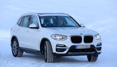 BMW X3 elettrica Plug-in: il SUV dell'Elica pronto alla rivoluzione