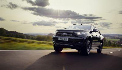 Ford Ranger Black Edition: il pickup dell'Ovale è Back in Black