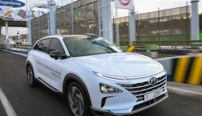 Hyundai Nexo: auto a idrogeno Fuel Cell e a guida autonoma di livello 4