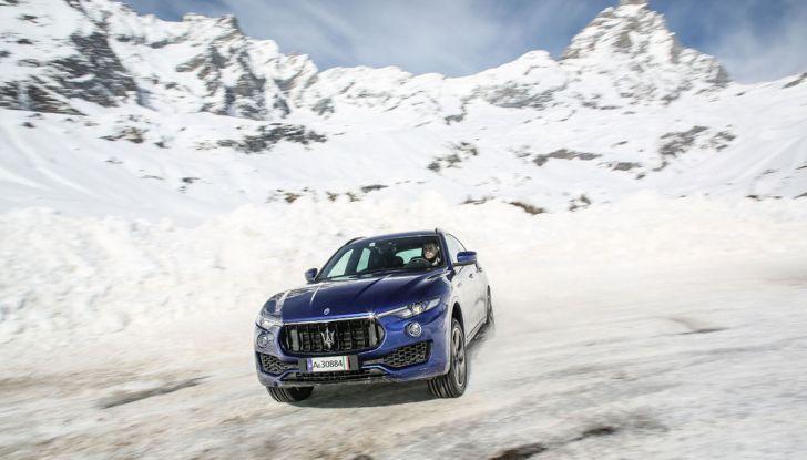 Maserati Levante GranSport 2018, prova su strada del Q4 Diesel: SUV da 275CV - Foto 23 di 46