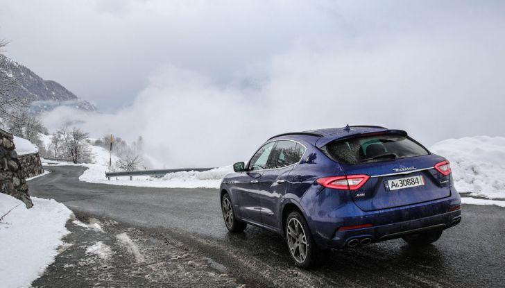 Maserati Levante GranSport 2018, prova su strada del Q4 Diesel: SUV da 275CV - Foto 38 di 46