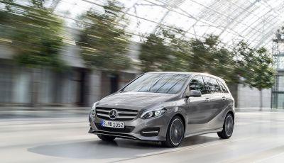 Mercedes-Benz Classe B Tech 2018, la nostra prova su strada