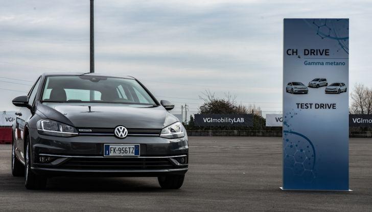 Volkswagen verso il Biometano con Up!, Polo e Golf: Rivoluzione Ecologista - Foto 23 di 44