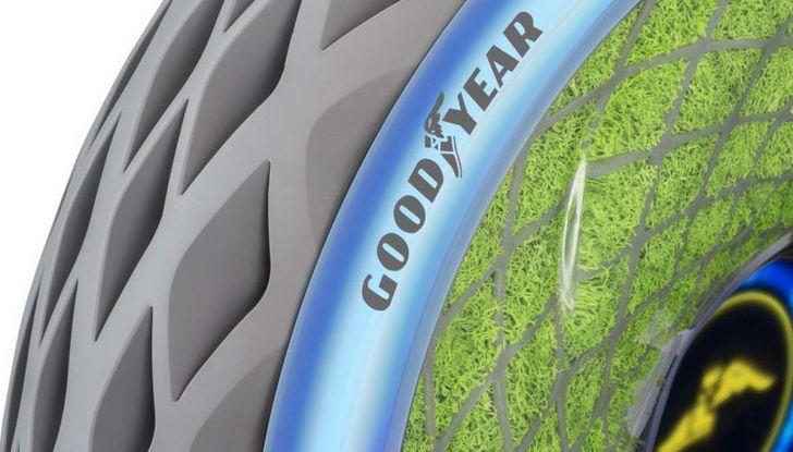 Goodyear Oxygene, la gomma che mangia lo smog - Foto 3 di 8