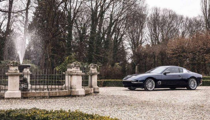 Maserati GranTurismo Sciàdipersia by Carrozzeria Touring Superleggera - Foto 6 di 23