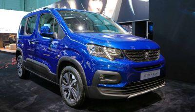 Peugeot Rifter, a Ginevra debutta l'erede del Partner