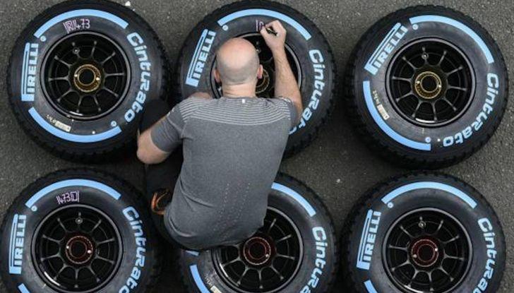 Pirelli Cyber Car, pneumatici in dialogo con le auto: ecco il futuro secondo la P Lunga - Foto 3 di 8