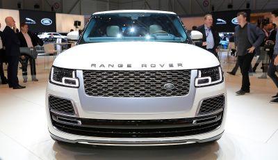 Range Rover SV Coupé 2018: 999 esemplari per il 70° anniversario