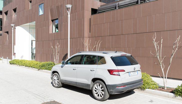 Prova su strada Skoda Karoq 1.5 TSI qualità tedesca, prezzo intelligente - Foto 5 di 31