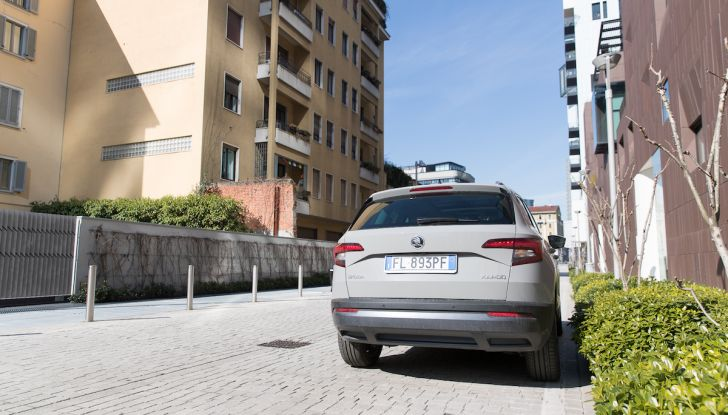 Prova su strada Skoda Karoq 1.5 TSI qualità tedesca, prezzo intelligente - Foto 7 di 31