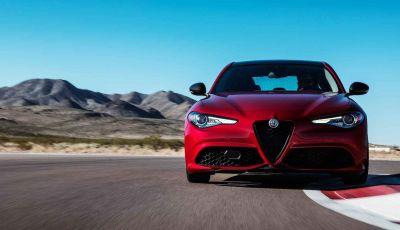 All'Alfa Romeo Giulia il premio Compasso d'Oro per il design