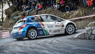 Rally di Sanremo 2018 - anteprima Peugeot