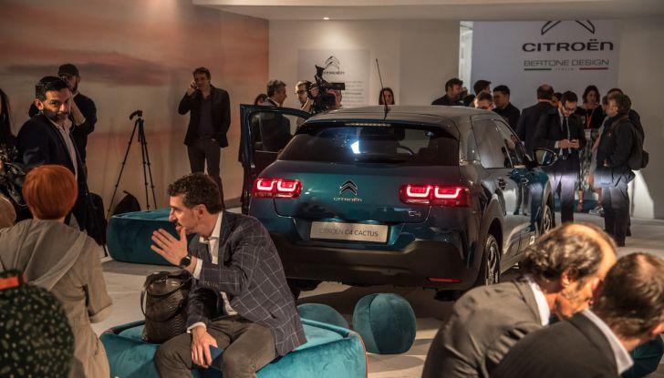 Nuova Citroen C4 Cactus protagonista alla Milano Design Week 2018 - Foto 12 di 30