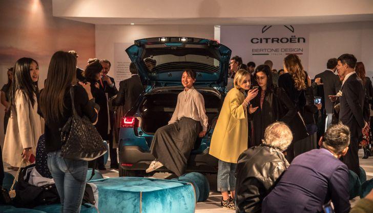 Nuova Citroen C4 Cactus protagonista alla Milano Design Week 2018 - Foto 14 di 30