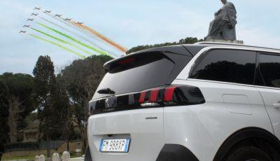 Peugeot 5008 1.6 BlueHDi: il test da Roma a Venezia