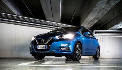 Nissan Micra e Nissan LEAF sono le auto più apprezzate dai clienti