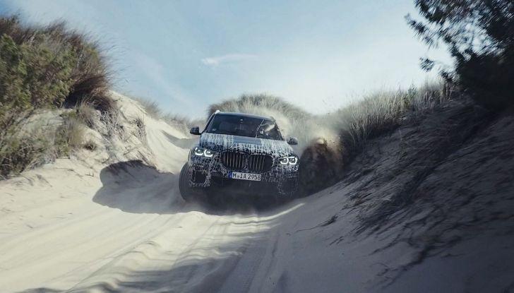 Nuova BMW X5: test e immagini ufficiali della nuova generazione - Foto 5 di 8