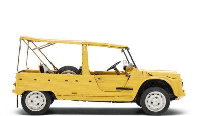 Citroën Mehari: Maggio 1968 all'origine di un mito…
