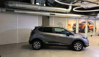 Renault Captur Sport Edition completa la gamma crossover del marchio francese