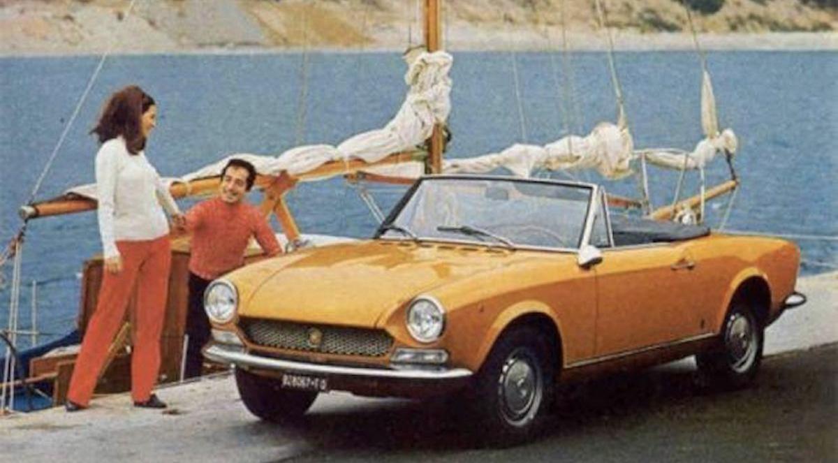 Fiat 124 Spider Epoca