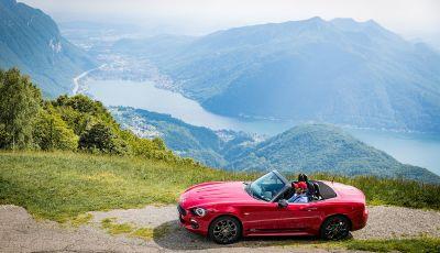 Test Drive Fiat 124 Spider 2018: un sogno en plein air