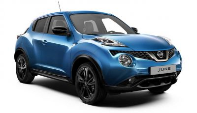 Nissan Juke 2018, lievi ritocchi per il crossover giapponese