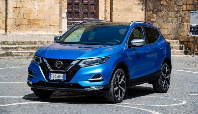 Nissan Qashqai 2020: in arrivo le versioni ibride