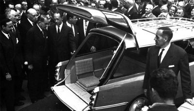 ID 19 Break, la prima station wagon di lusso europea