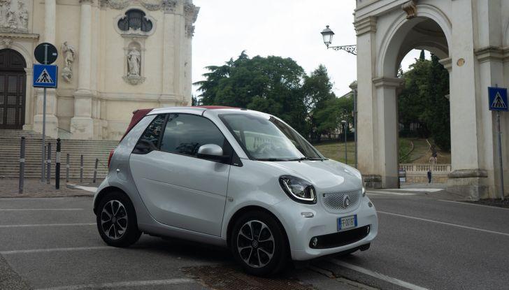 Prova Smart ForTwo Cabrio, la libertà della citycar per eccellenza - Foto 23 di 36