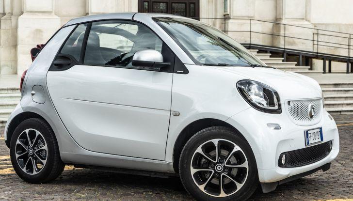 Prova Smart ForTwo Cabrio, la libertà della citycar per eccellenza - Foto 26 di 36