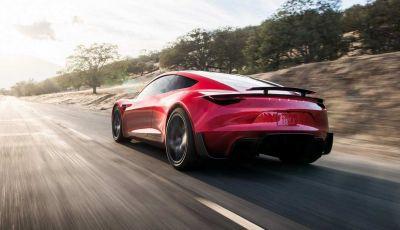 Il debutto della Tesla Roadster slitta ancora: tutto rimandato al 2023