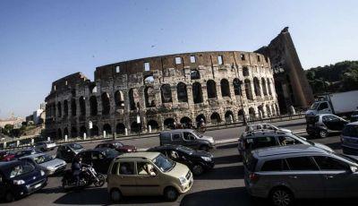 Roma come Londra, arriva il pedaggio per accedere al centro città