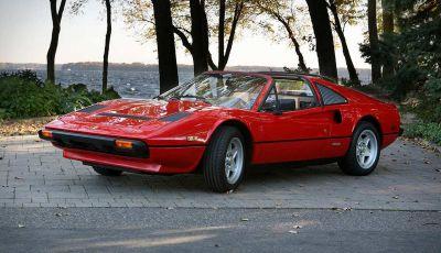 La Ferrari 308 elettrica con powertrain di Tesla