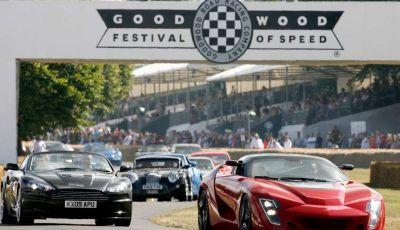 Goodwood Festival of Speed: in arrivo anche l'edizione americana
